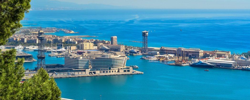 Puertos de grecia