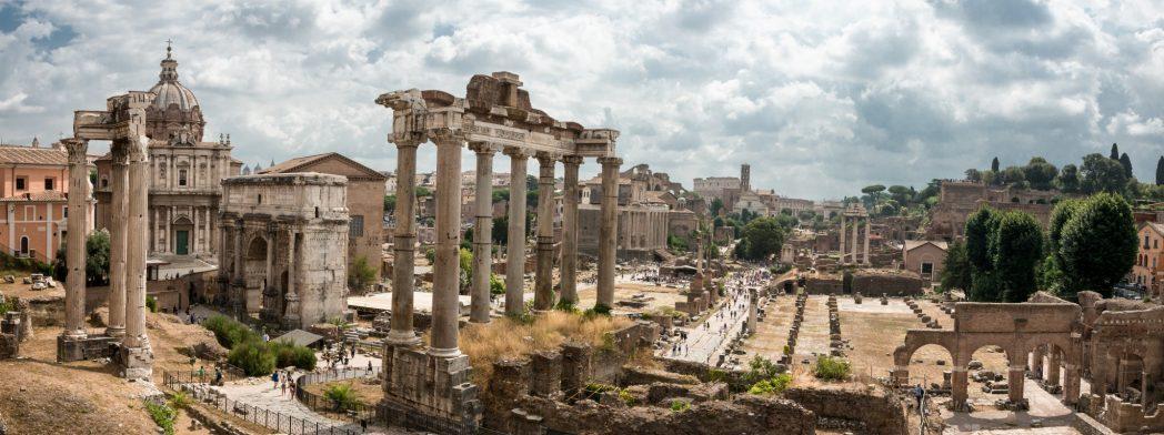 ruinas roma antigua