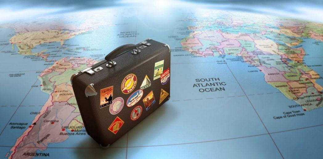 viajando por el mundo